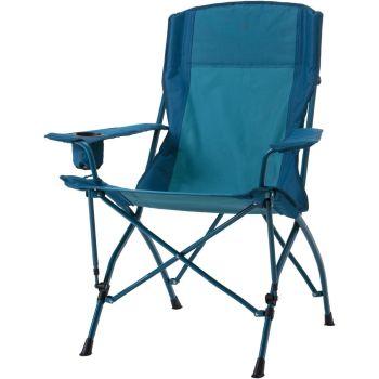 McKinley CAMP CHAIR 400, stolica kamp, plava