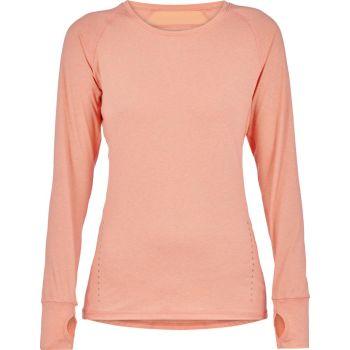Pro Touch EEVA WMS, ženska majica dugi rukav za trčanje, roza