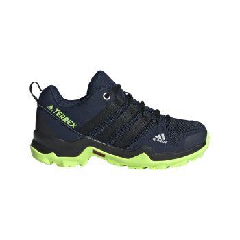 adidas TERREX AX2R K, dječije cipele za planinarenje, plava