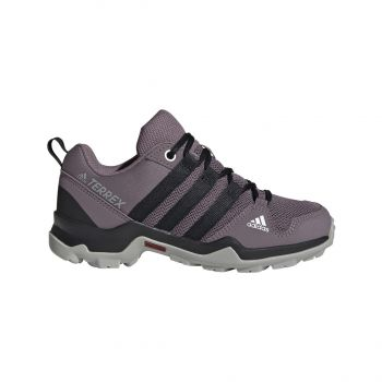 adidas TERREX AX2R K, dječije cipele za planinarenje, ljubičasta