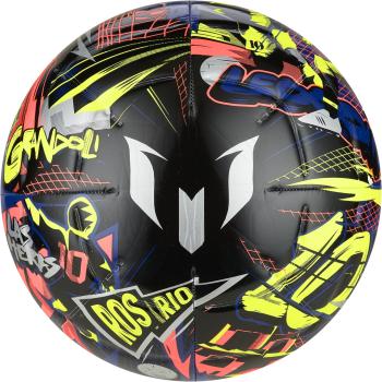 adidas MESSI CLB, lopta za fudbal, crna