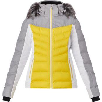 McKinley GEENA WMS, ženska jakna za skijanje, žuta