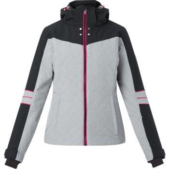 McKinley GESA WMS, ženska jakna za skijanje, siva