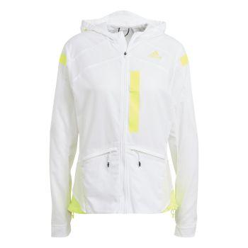 adidas MARATHON JKT W, ženska jakna za trčanje, bijela