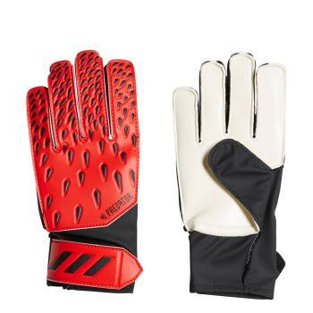 adidas PRED GL TRN J, dječije golmanske rukavice za fudbal, crvena