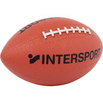 Intersport KICK OFF INT, lopta za ameriški fudbal, braon