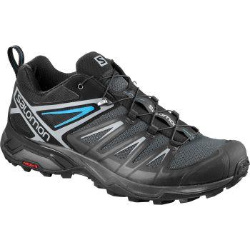 Salomon X ULTRA 3, muške cipele za planinarenje, crna
