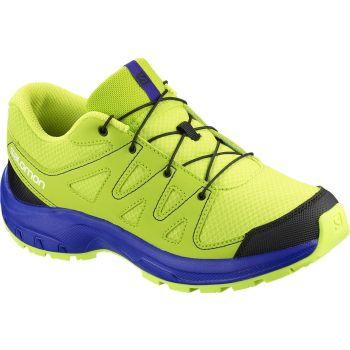 Salomon ILI PIKA J, dječije cipele za planinarenje, zelena