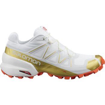 Salomon SPEEDCROSS 5 LTD W, ženske patike za trčanje, bijela