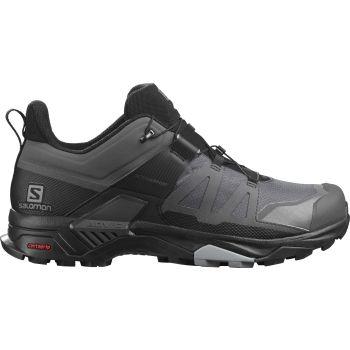 Salomon X ULTRA 4 GTX, muške cipele za planinarenje, siva