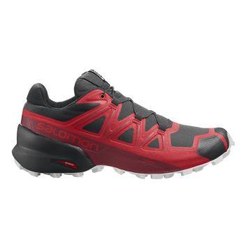 Salomon SPEEDCROSS 5, muške patike za trčanje, crvena