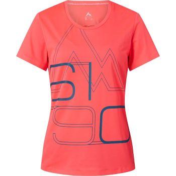 McKinley PIPER WMS, ženska majica za planinarenje, roza