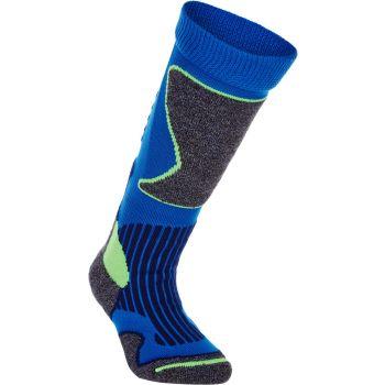 McKinley NEW NILS JRS, dječije čarape za skijanje, plava