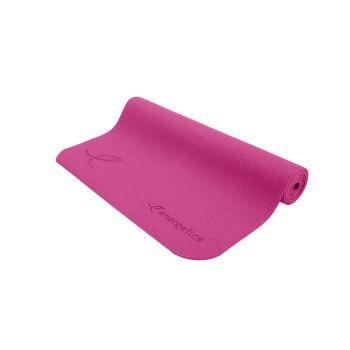 Energetics YOGA, podloga za gimnastiku, roza