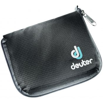 Deuter ZIP WALLET, torbica, crna