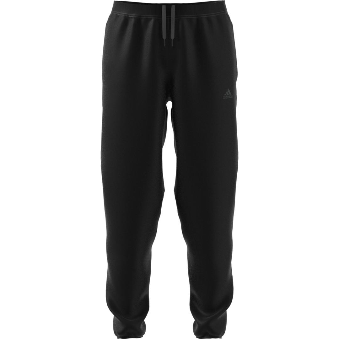 adidas ASTRO PANT, muški donji dio trenerke za trčanje, crna