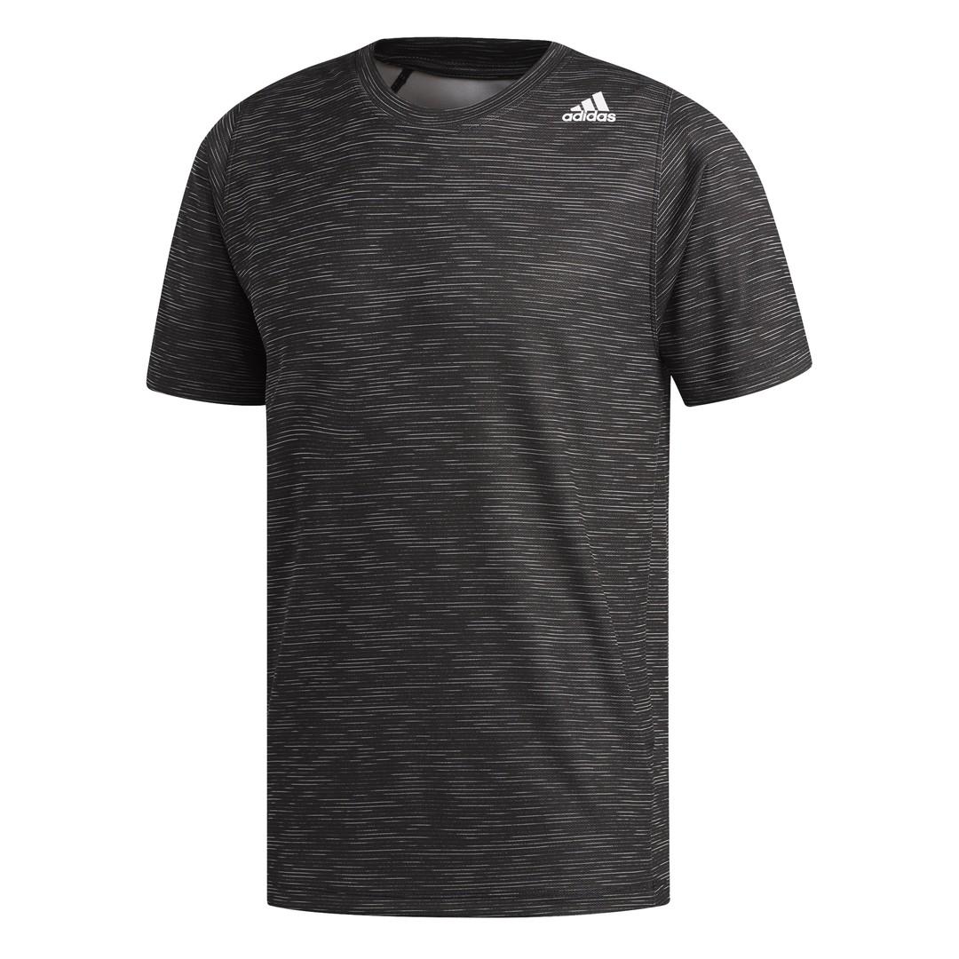 adidas FL_TEC Z FT HEA, muška majica za fitnes, siva