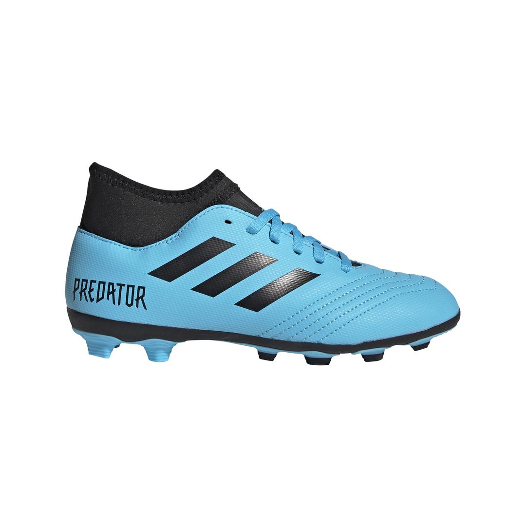 adidas PREDATOR 19.4 FXG J, dječije kopačke za fudbal (fg), crna
