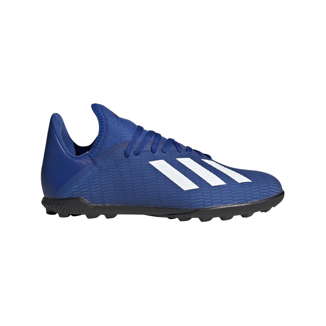 adidas X 19.3 TF J, dječije patike za fudbal (tf), plava