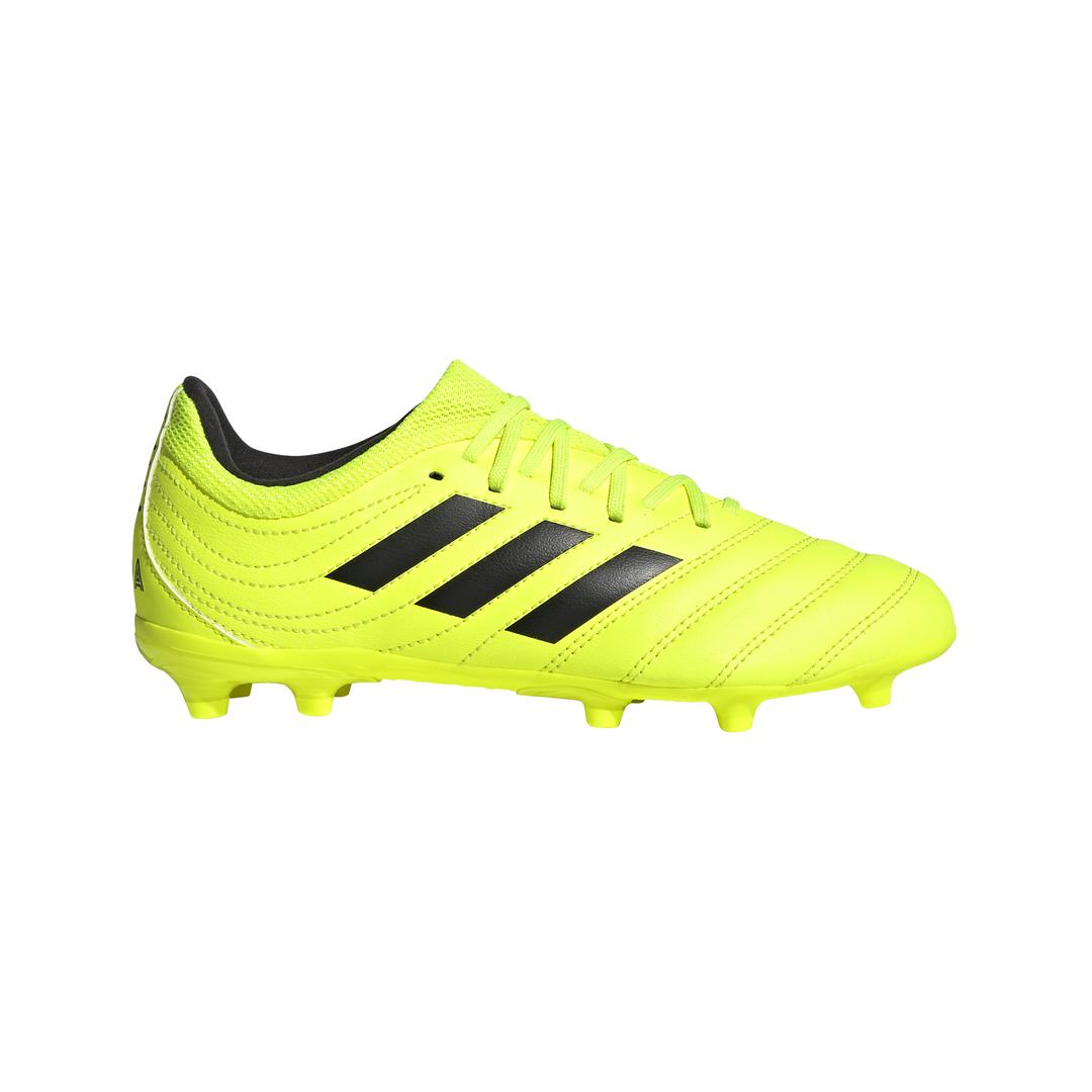 adidas COPA 19.3 FG J, dječije kopačke za fudbal (fg), žuta
