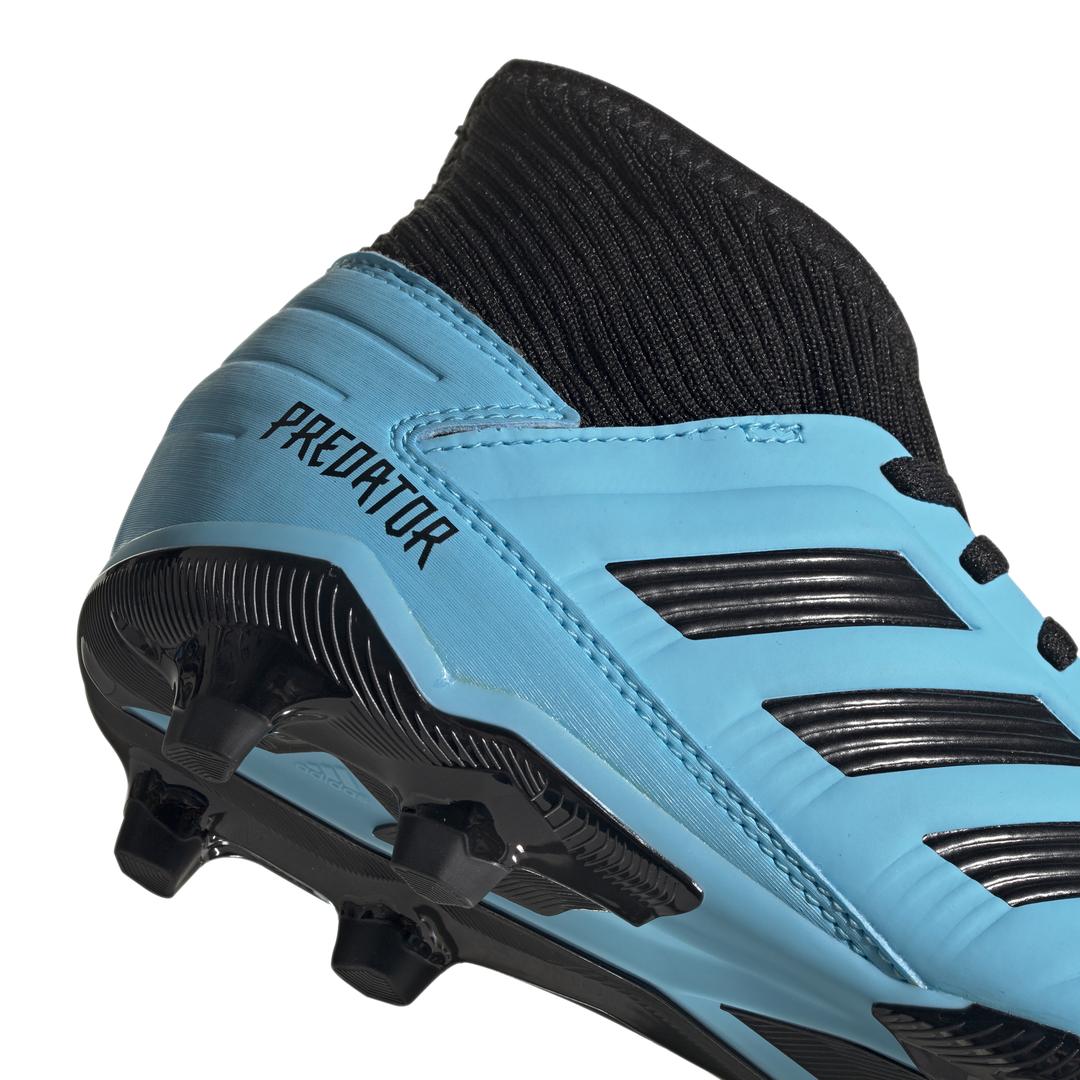 adidas PREDATOR 19.3 FG J, dječije kopačke za fudbal (fg), crna