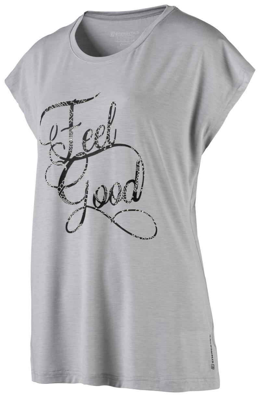 Energetics GERDA 4 WMS, ženska majica za fitnes, siva