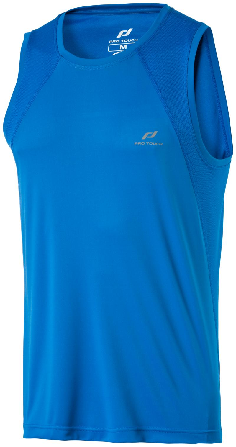 Pro Touch IKAROS II UX, muška majica za trčanje, plava