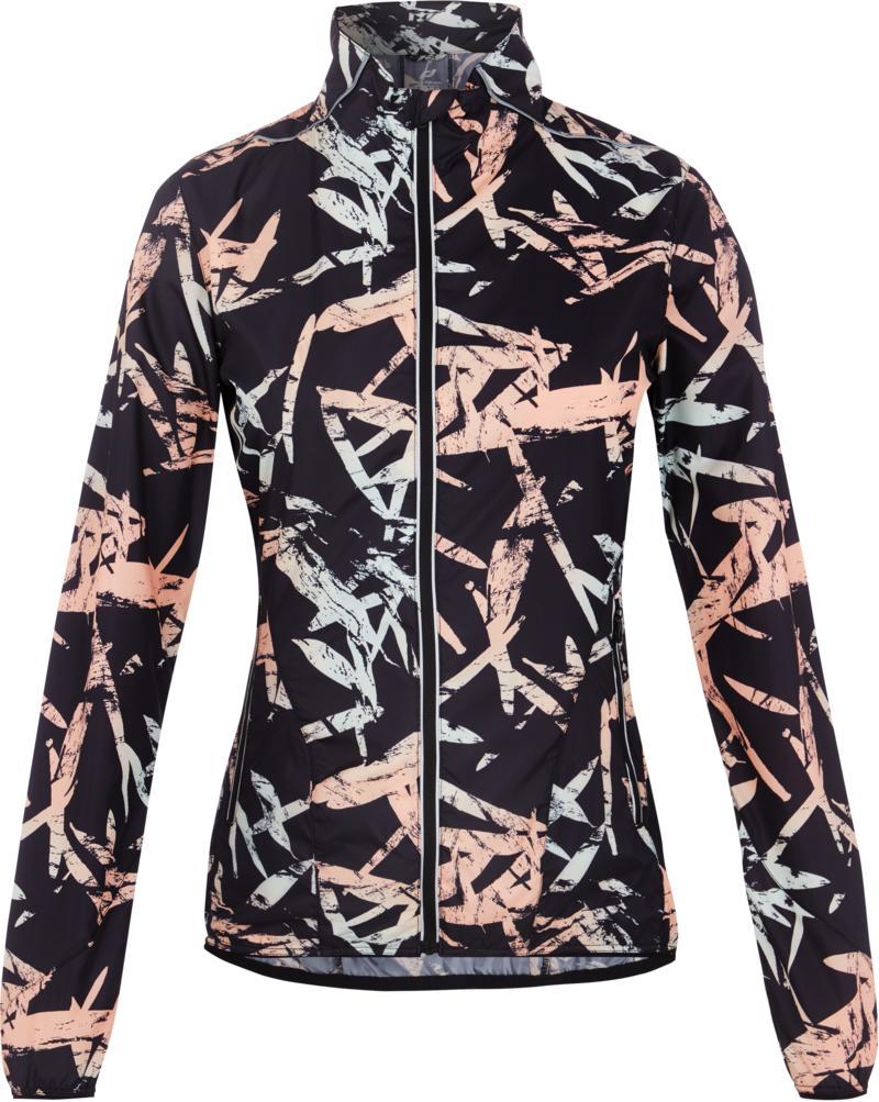 Pro Touch JESSI WMS, ženska jakna za trčanje, crna