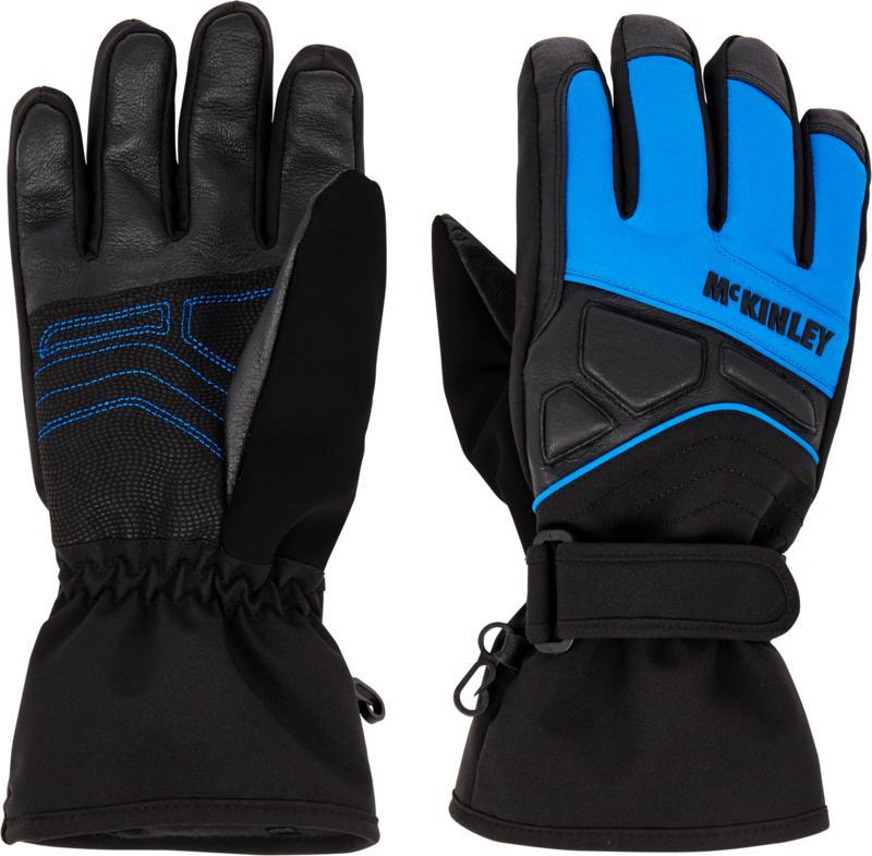 McKinley MORRELLO  UX, rukavice za skijanje, plava