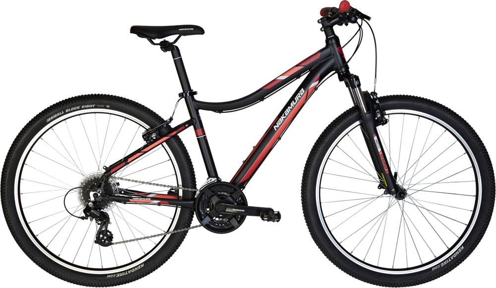 Nakamura EMOTION 3.9, ženski mtb bicikl, crna