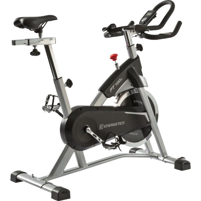 Energetics PT 700P, fitnes bicikl, crna