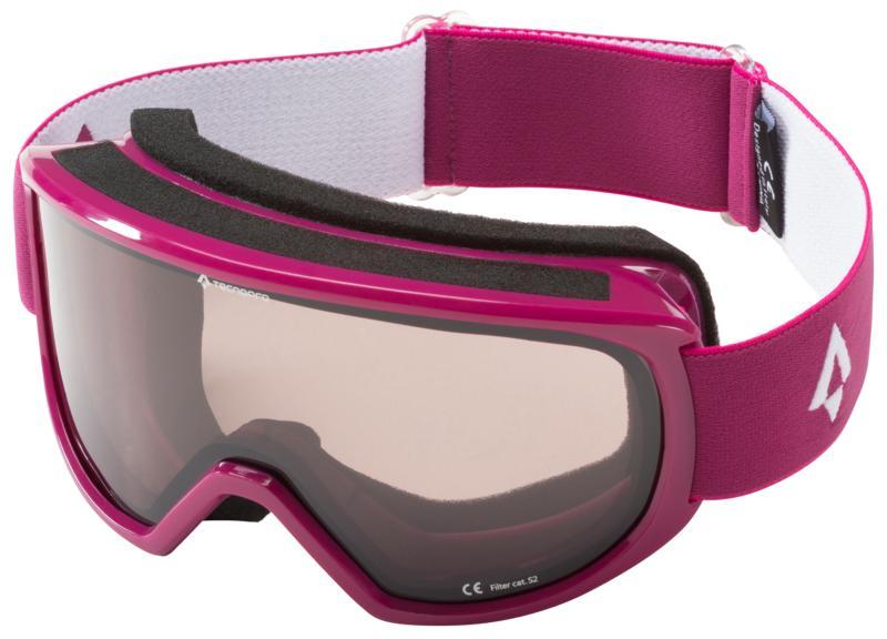 Tecnopro PULSE 2.0, skijaške naočare, roza
