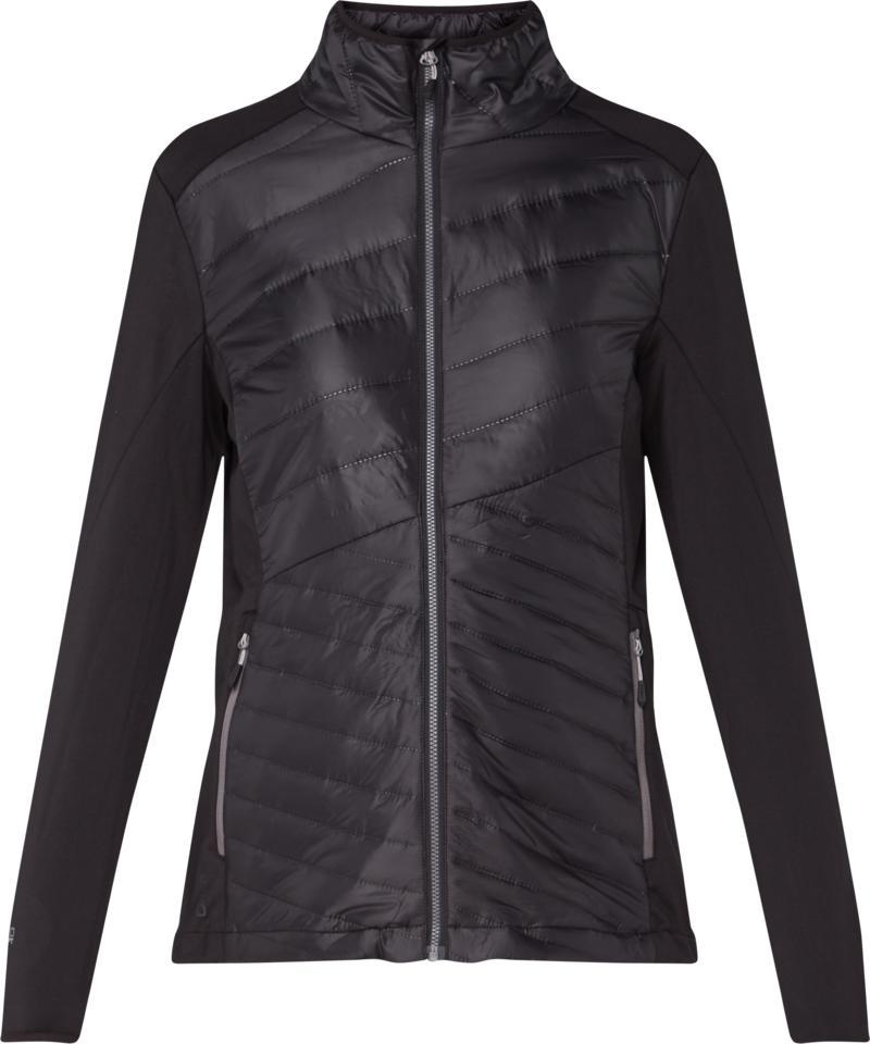 McKinley RUBITO WMS, ženska jakna a planinarenje, crna