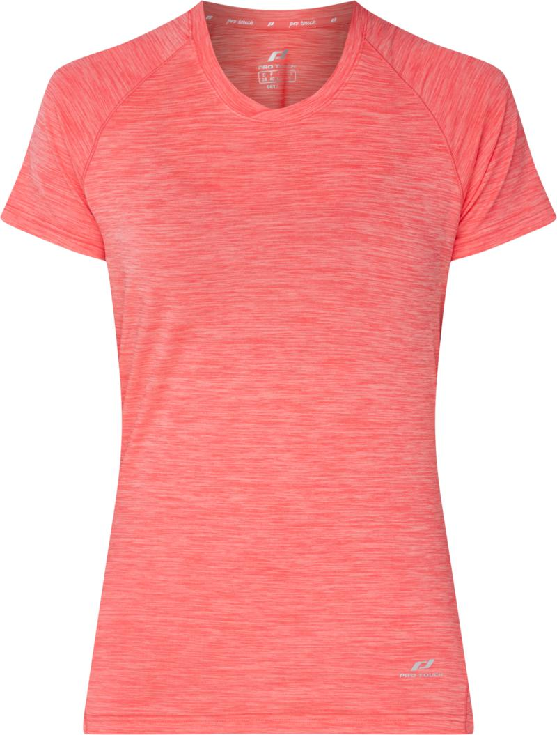 Pro Touch RYLINDA II WMS, ženska majica za trčanje, crvena