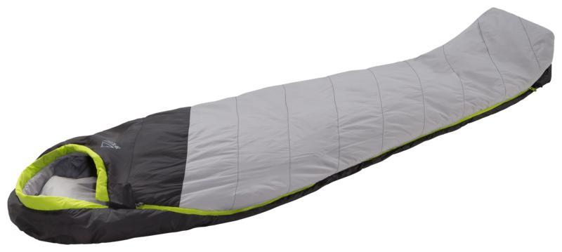 McKinley TREKKER 10, treking vreća za spavanje, siva